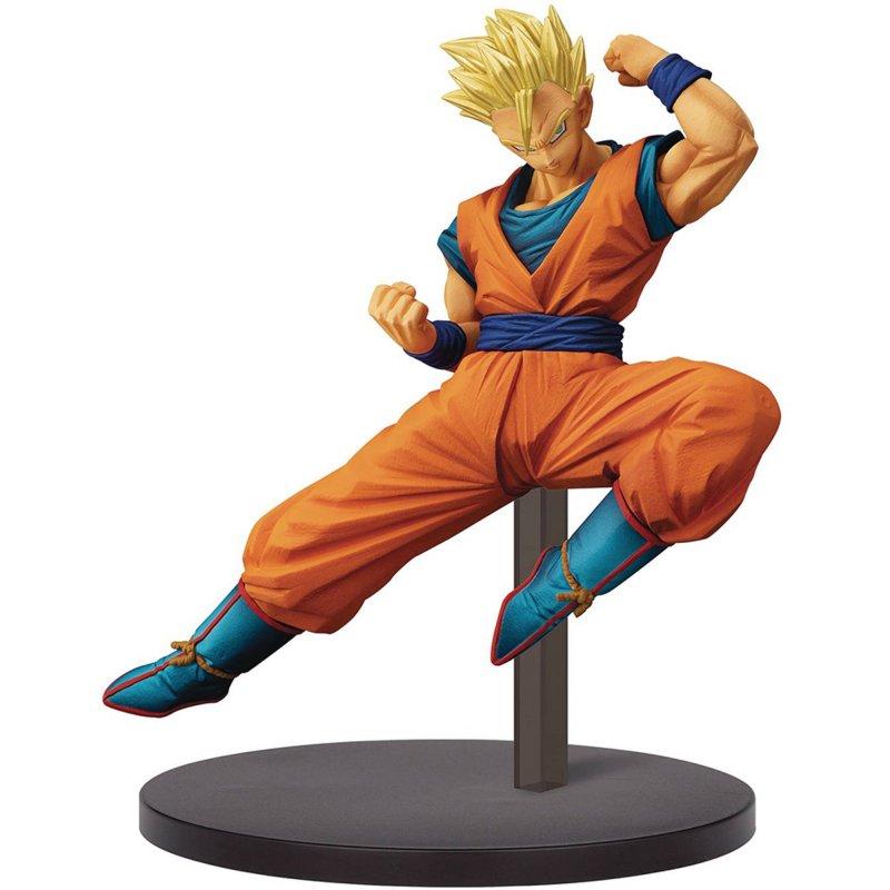 Banpresto Figura Son Goan Super Saiyan Dragon Ball Super 16cm