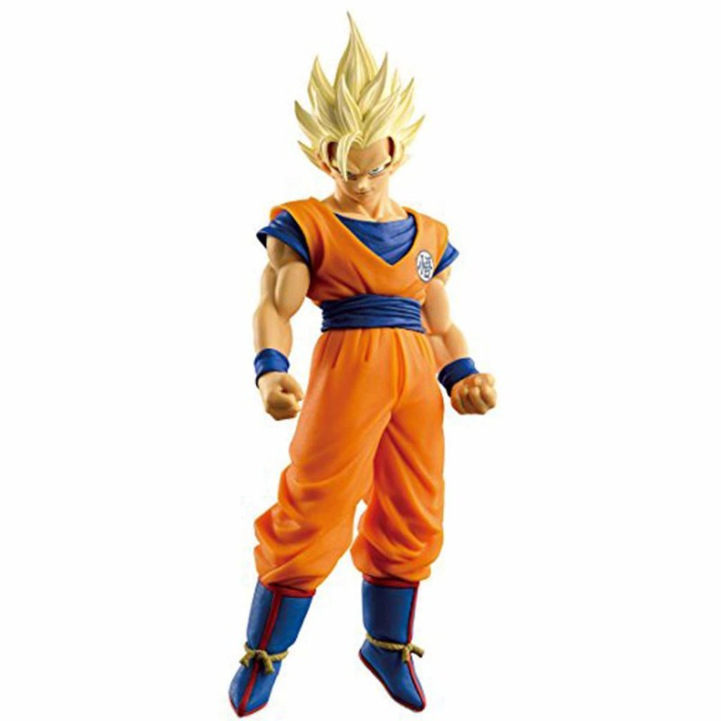 Banpresto Figura Son Goku Super Saiyan 2 Dragon Ball Super 17cm
