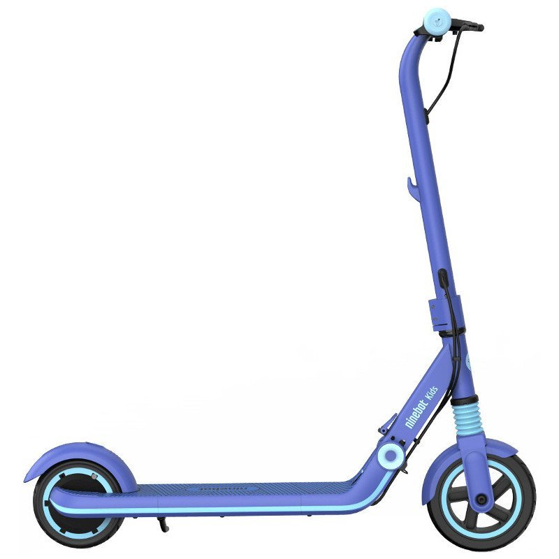 Patiente eléctrico Segway Ninebot eKickScooter Zing E8 Patinete Eléctrico Infantil Azul