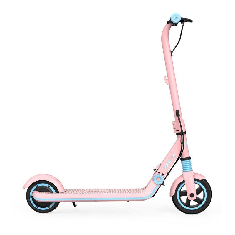 Patiente eléctrico Segway Ninebot eKickScooter Zing E8 Patinete Eléctrico Infantil Rosa