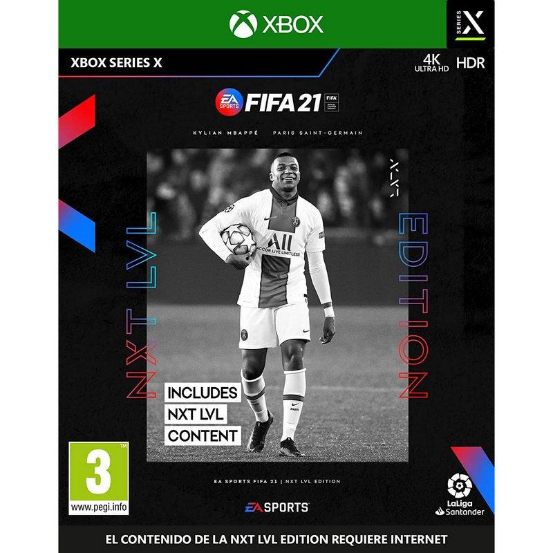 FIFA 21 Next Level Edition Xbox Series X