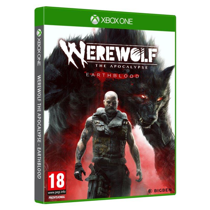 Werewolf: The Apocalypse - Earthblood Xbox One/Series