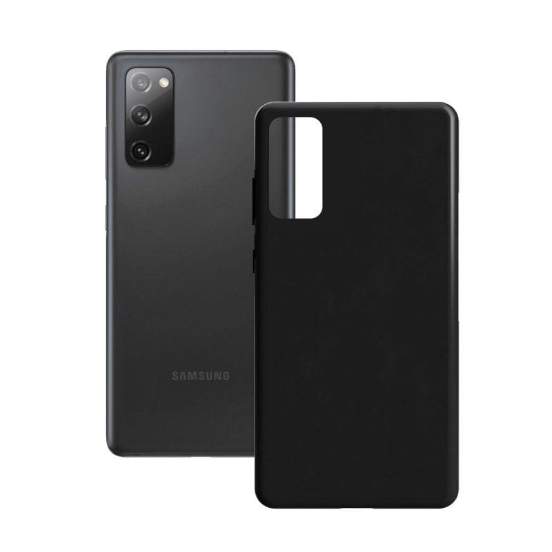 Mobile Tech Funda Negra para Samsung Galaxy S20 FE 5G