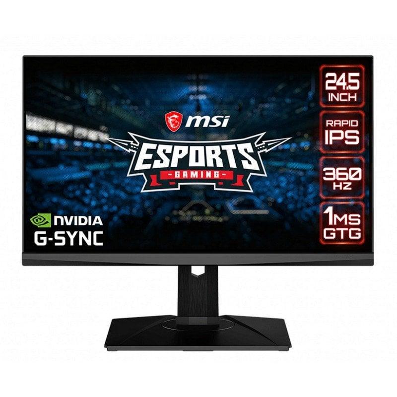 """MSI Oculus NXG253R 24.5"""" LED IPS FullHD 360Hz G-Sync"""