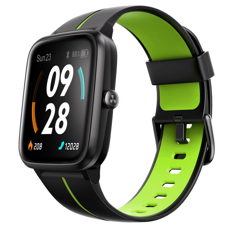 Ulefone Watch GPS Negro/Verde