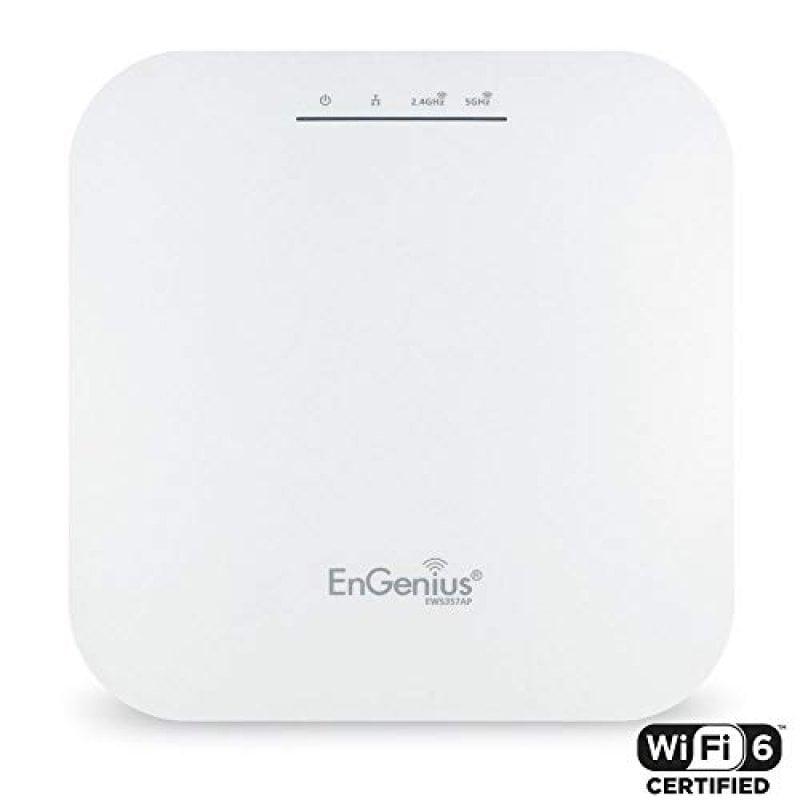 engenius ews357ap punto de acceso doble banda wifi 6