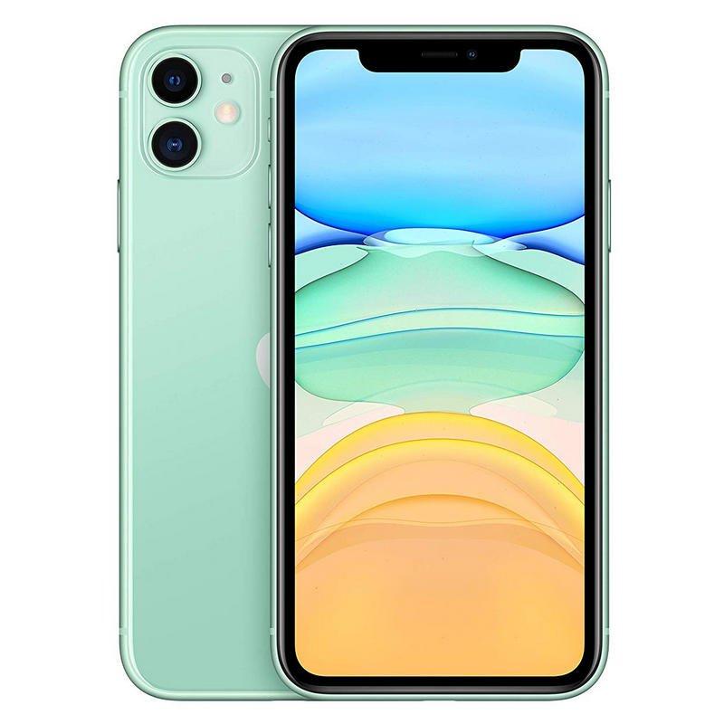 Apple IPhone 11 256 GB Verde Libre