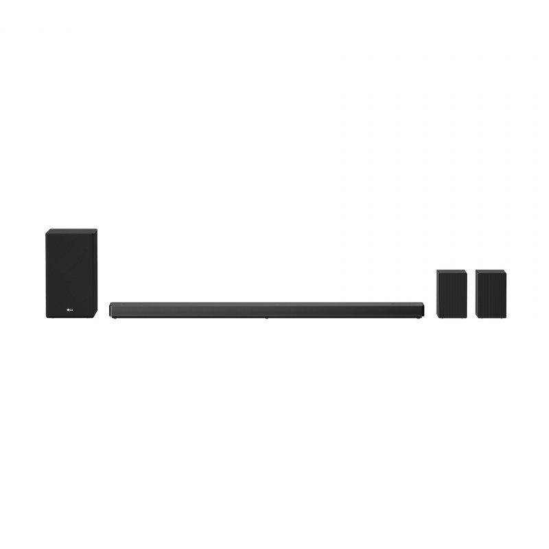 LG SN11RG Barra de Sonido Hi-Res con Dolby Atmos 770W