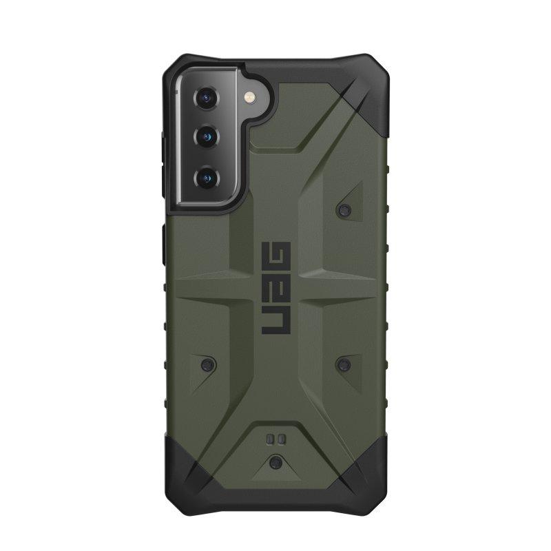 UAG Pathfinder Series Funda Olive para Samsung Galaxy S21 5G