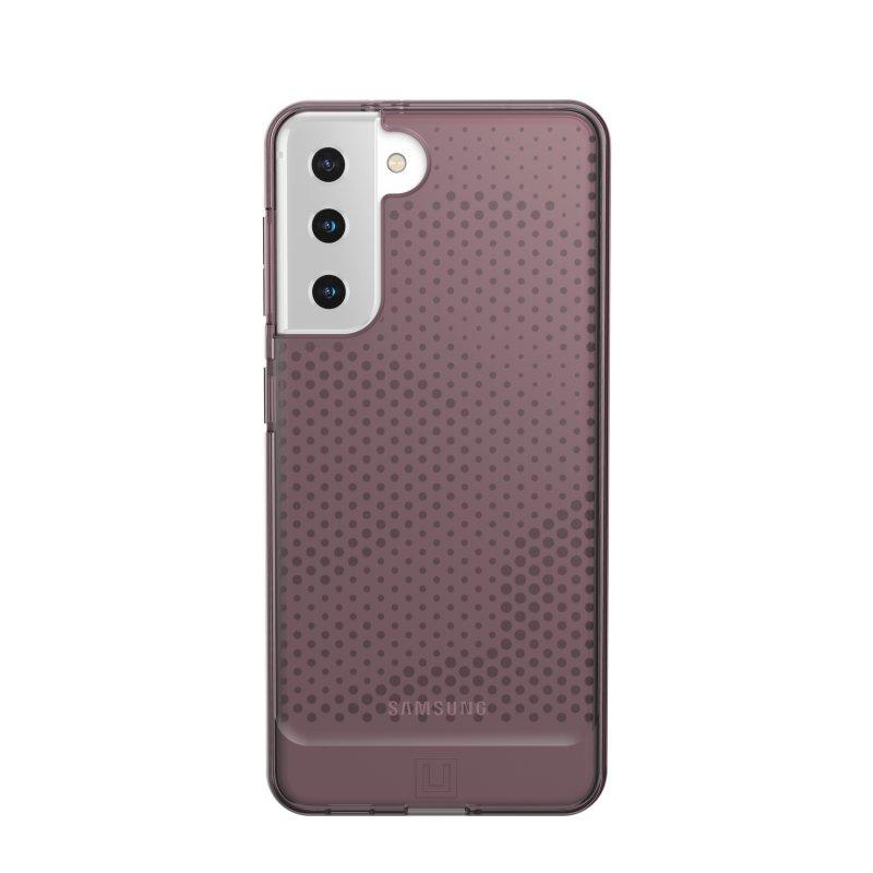 UAG [U] Lucent Funda Dusty Rose para Samsung Galaxy S21 5G