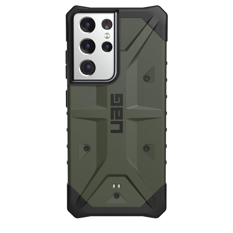UAG Pathfinder Series Funda Olive para Samsung Galaxy S21 Ultra 5G