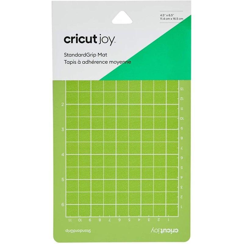"Cricut Joy Tapete de Corte Adhesivo StandardGrip 4.5""x12"" Verde"