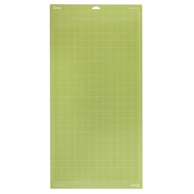 "Cricut Mat Tapete de Corte Adhesivo StandardGrip 12""x24"" Verde"
