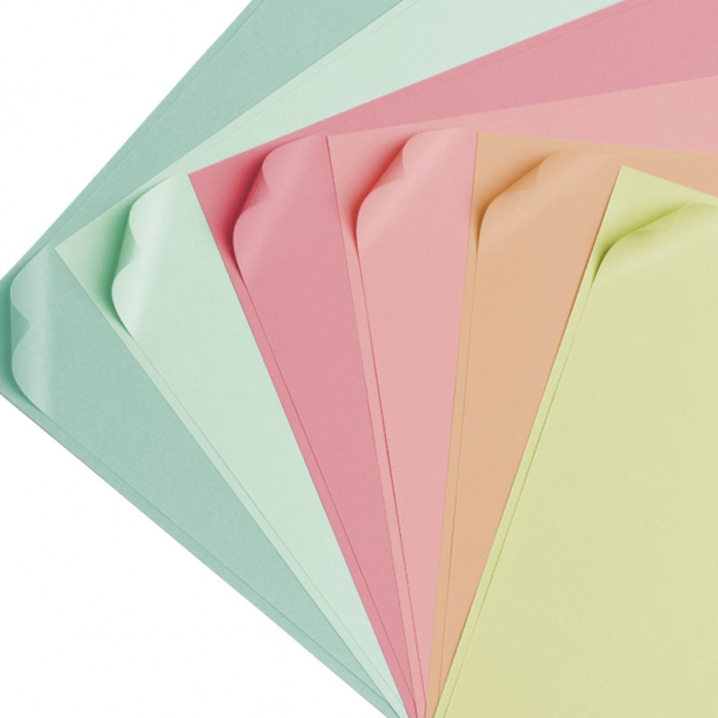 "Cricut Pack de 24 Cartulinas 12""x12"" Colores Sorbete"