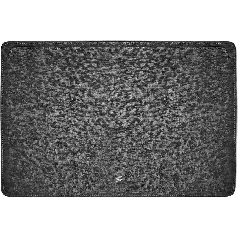 """Suritt Corteccia Funda de Piel/Cuero Negro para MacBook Pro 13"""""""