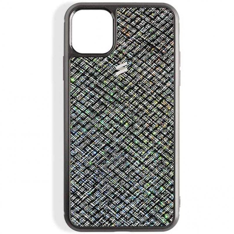 Suritt Houdini Funda de Piel/Cuero Negro para iPhone 11 Pro Max