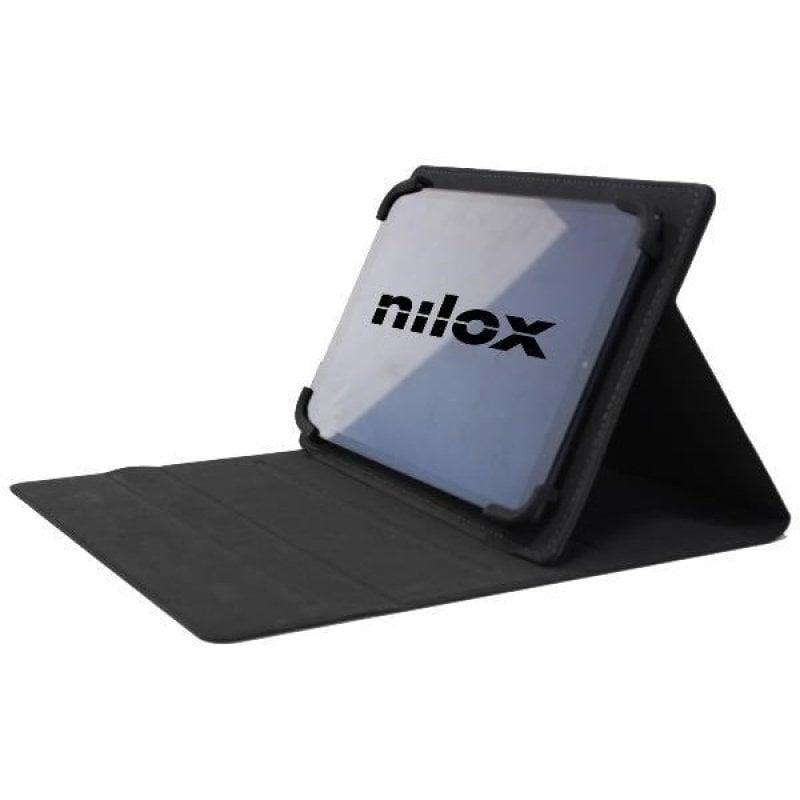 "Nilox Funda Universal Negra para Tablet 10.1"""