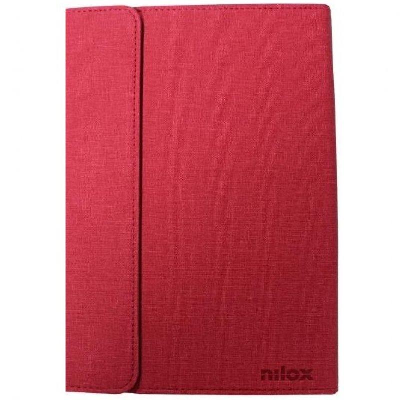 """Nilox Funda Universal para Tablet 10.1"""" Roja"""
