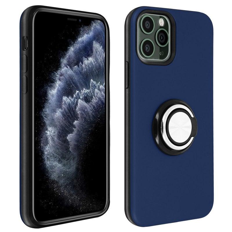 Avizar Carcasa Antigolpes Azul Oscuro para Apple iPhone 11 Pro Max