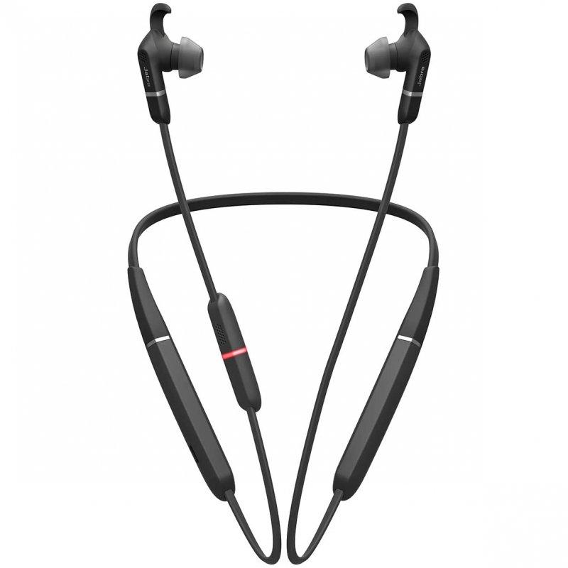 Jabra Elite 65e Auriculares Bluetooth Negros