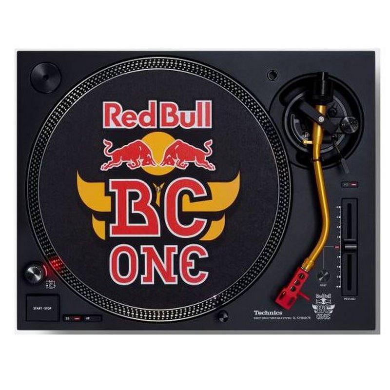 Technics SL-1210MK7R Red Bull BC One - Tocadiscos