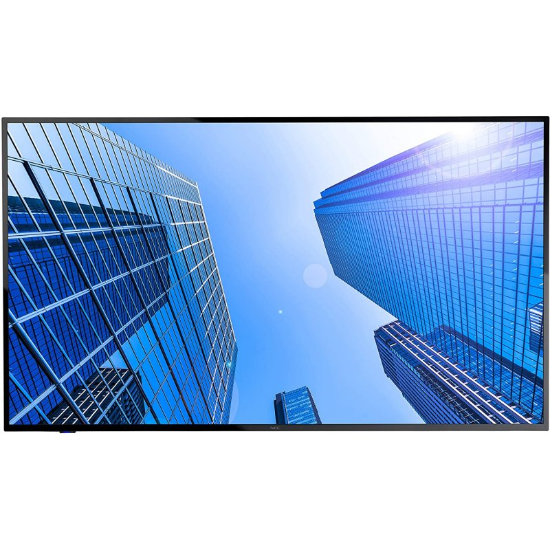 """Monitor NEC E437Q Pantalla de Señalización LED 42.5"""" UltraHD"""