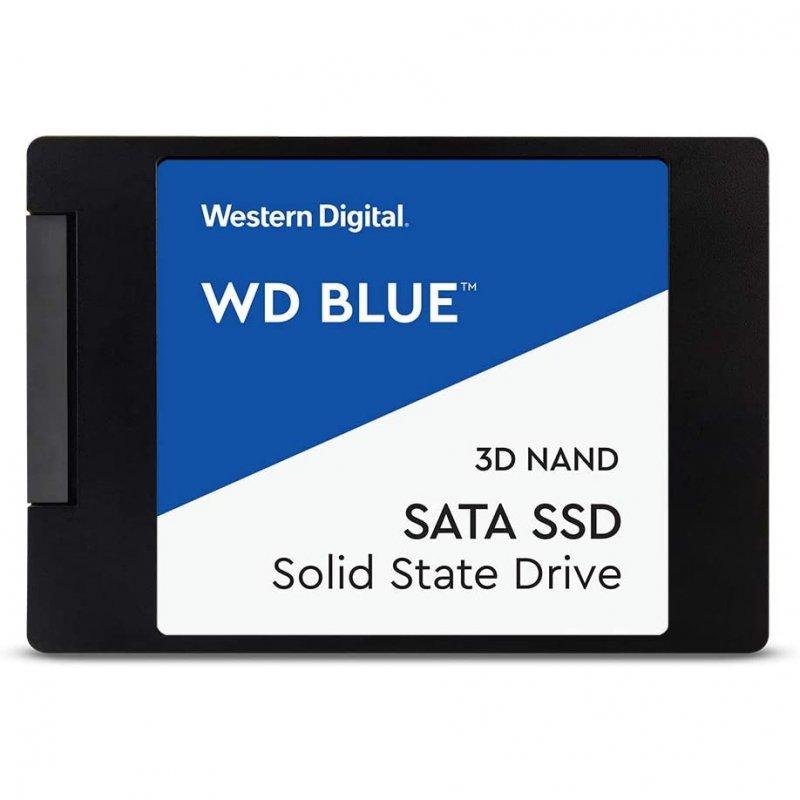 """WD Blue 3D NAND SSD 2.5"""" 4TB SATA3"""