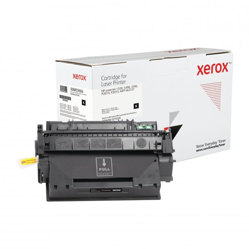 Xerox HP Q5949X/Q7553X Tóner Compatible Negro