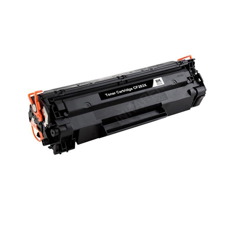 Inkpro HP CF283X Tóner Compatible Negro