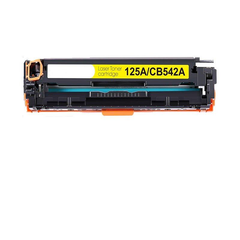 Inkpro HP CB542A/CE322A/CF212A/CANON716/CANON73 Tóner Compatible Amarillo