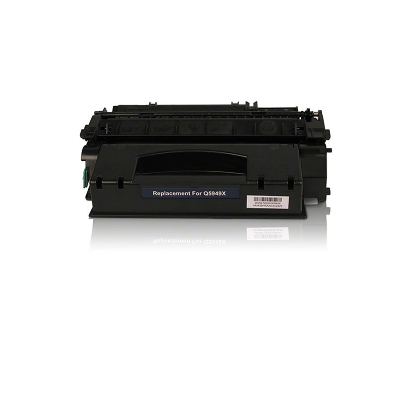 Inkpro HP Q5949X/7553X Tóner Compatible Negro
