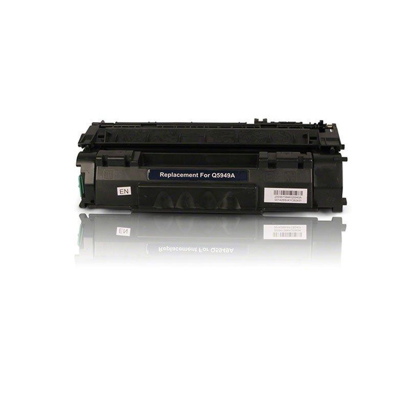 Inkpro HP Q5949A/7553A/CANON708/CANON715 Tóner Compatible Negro