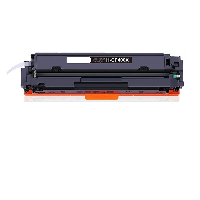 Inkpro HP CF400X (N201X) Tóner Compatible Negro