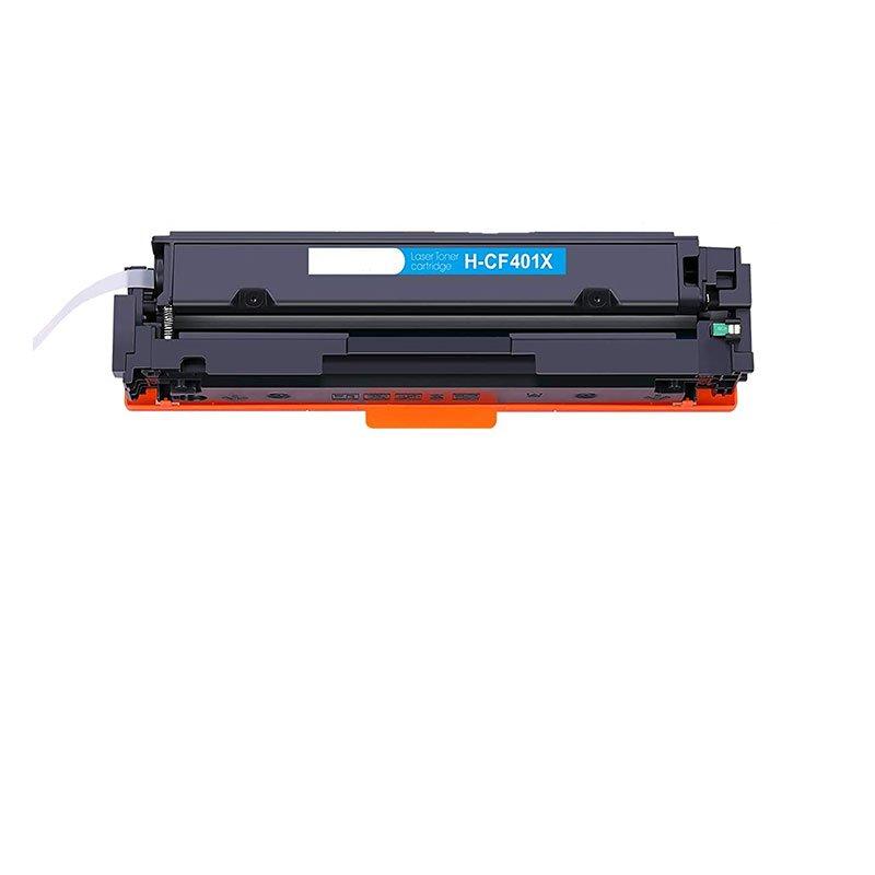 Inkpro HP CF401X (N201X) Tóner Compatible Cián