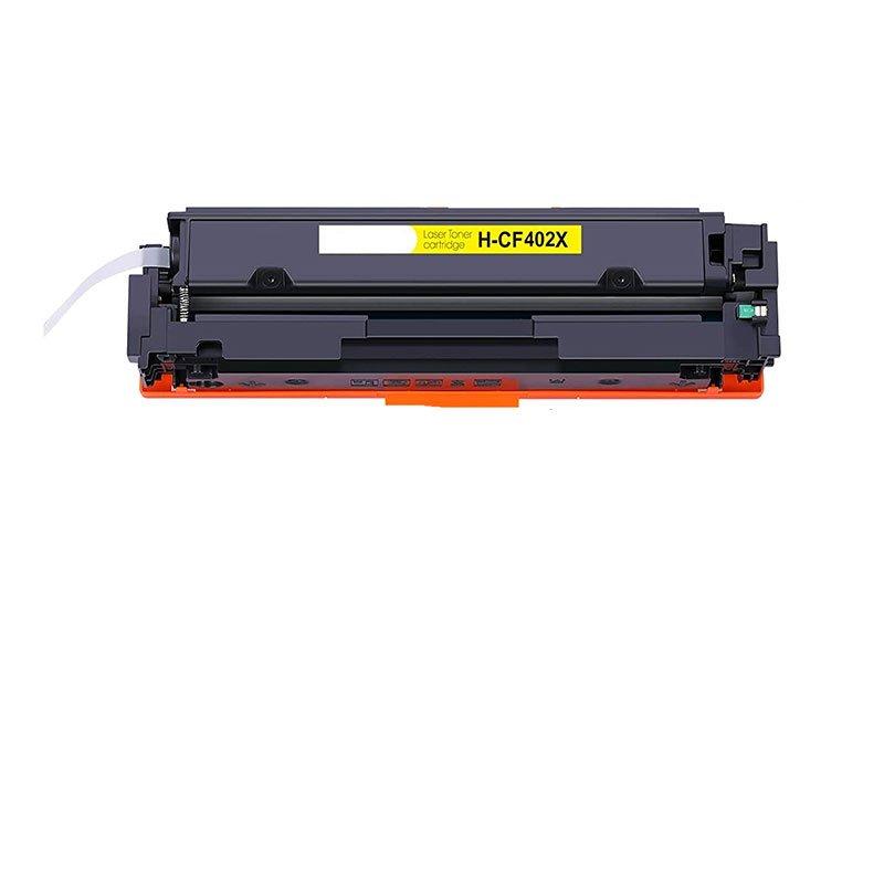 Inkpro HP CF402X (N201X) Tóner Compatible Amarillo
