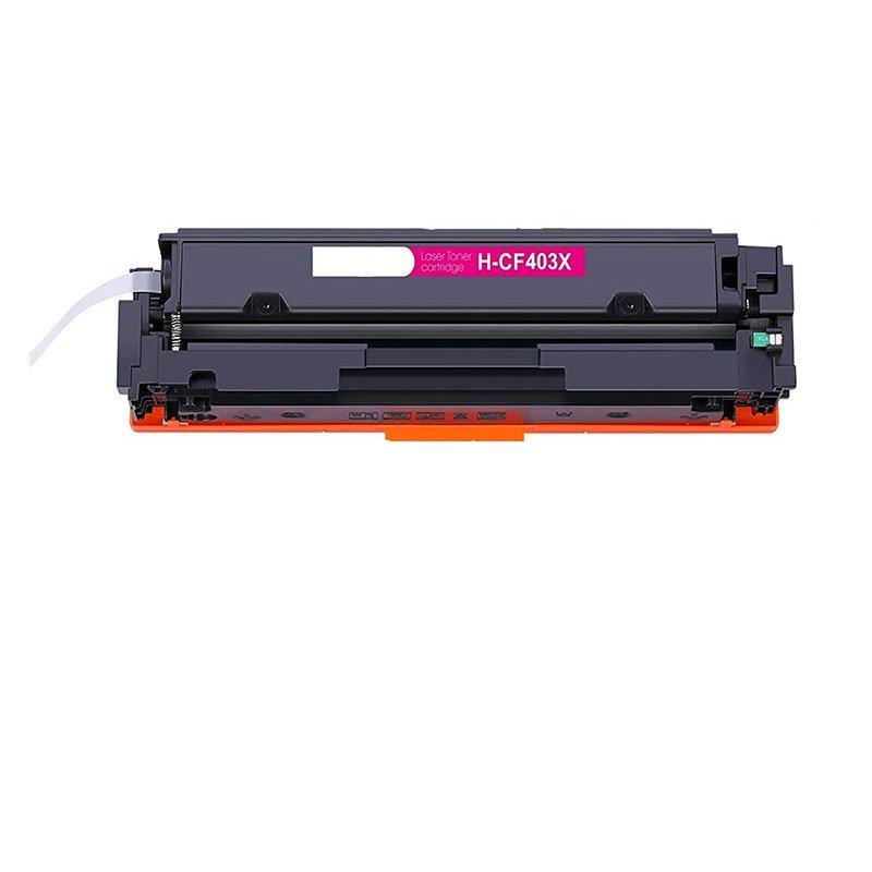 Inkpro HP CF403X (N201X) Tóner Compatible Magenta