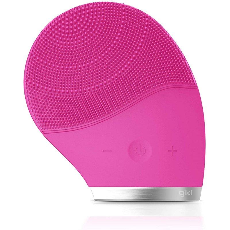 GKL Beauty Pink Caress Limpiador Facial Ultrasónico