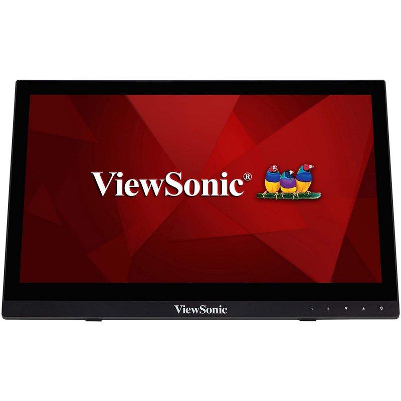 """Monitor ViewSonic TD1630-3 16"""" LCD HD Táctil"""