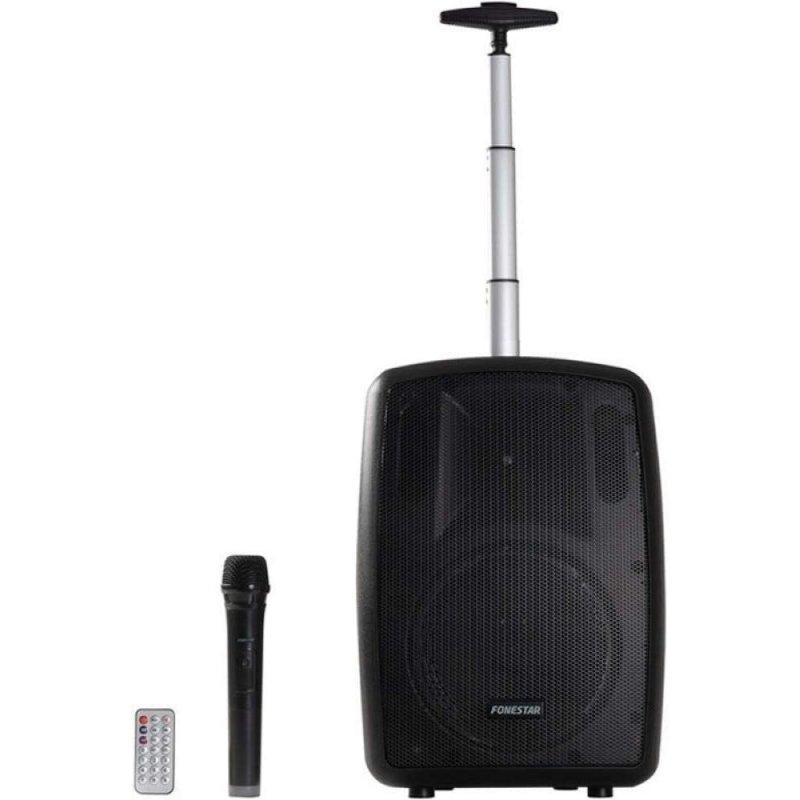 Fonestar AMPLY-T Altavoz Bluetooth 100W Negro