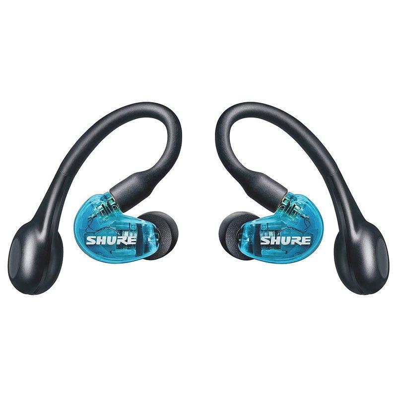 Shure AONIC 215 True Wireless Auriculares Bluetooth Negro/Azul