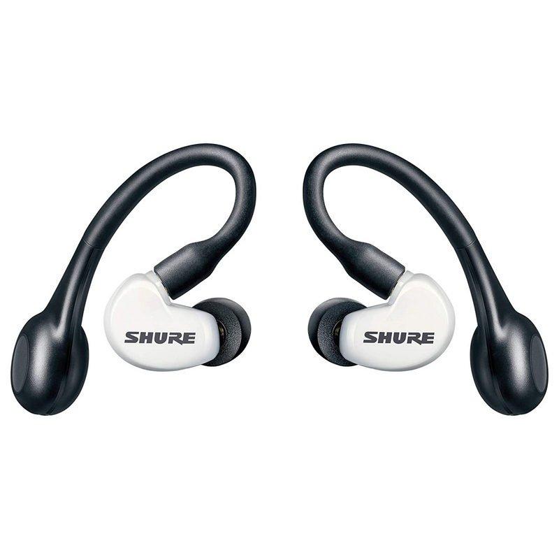 Shure AONIC 215 True Wireless Auriculares Bluetooth Negro/Blanco
