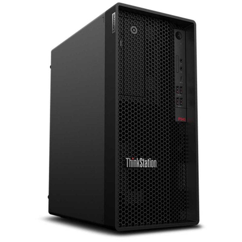 Lenovo ThinkStation P340 Intel Core I7-10700K/16GB/512GB SSD