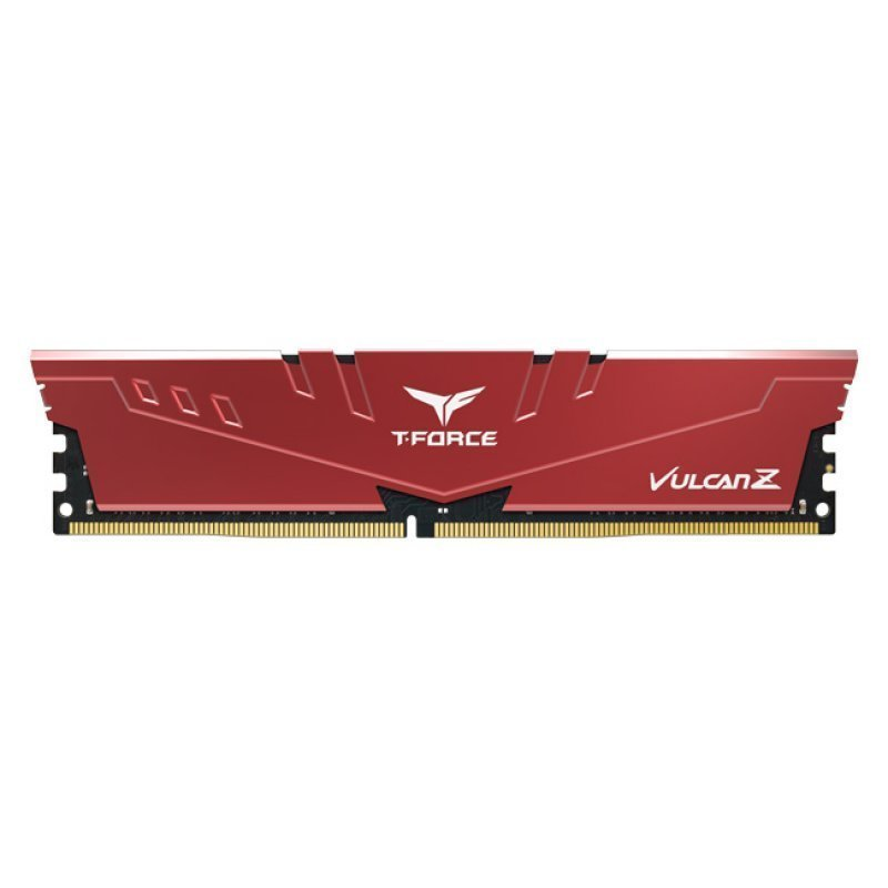 Team Group T-Force Vulcan Z DDR4 3200Mhz PC4-25600 16 GB CL16 Rojo
