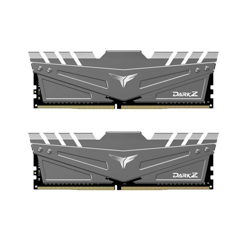 Team Group T-Force Dark Z DDR4 3200 MHz PC4-25600 32GB 2x16GB CL16 Gris