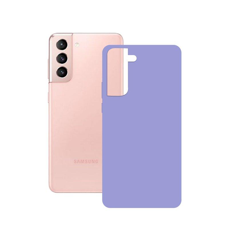 Mobile Tech Funda Silk Lavanda para Samsung Galaxy S21 5G