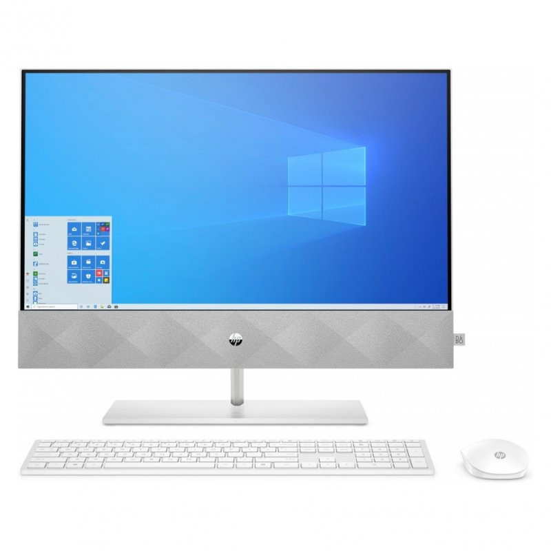 hp pavilion all-in-one 24-k0028ns intel core i5-10400t8gb512gb ssdmx350238