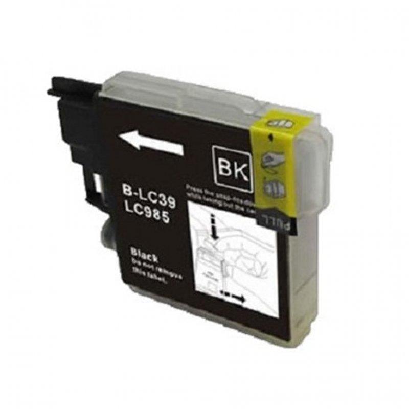 Inkpro Brother LC985XL Cartucho de Tinta Compatible Negro