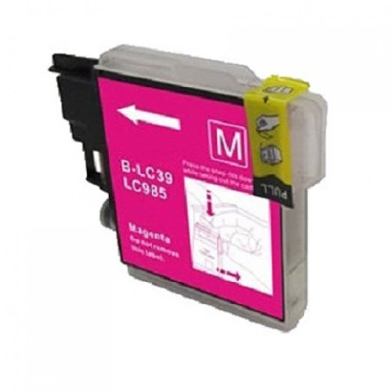 Inkpro Brother LC985XL Cartucho de Tinta Compatible Magenta