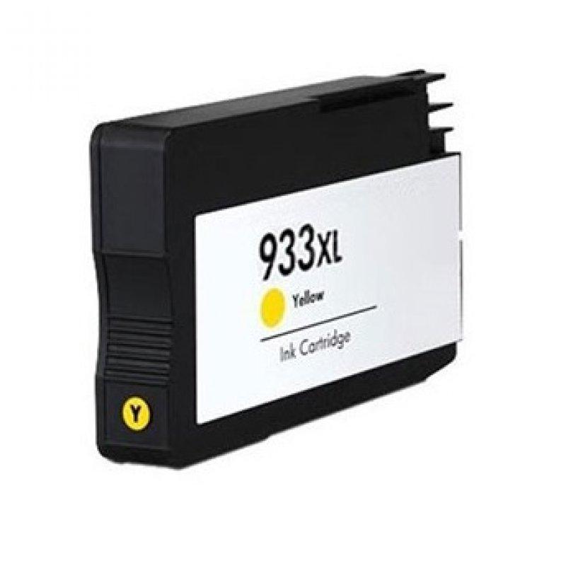 Inkpro HP N933XL Cartucho de Tinta Compatible Amarillo