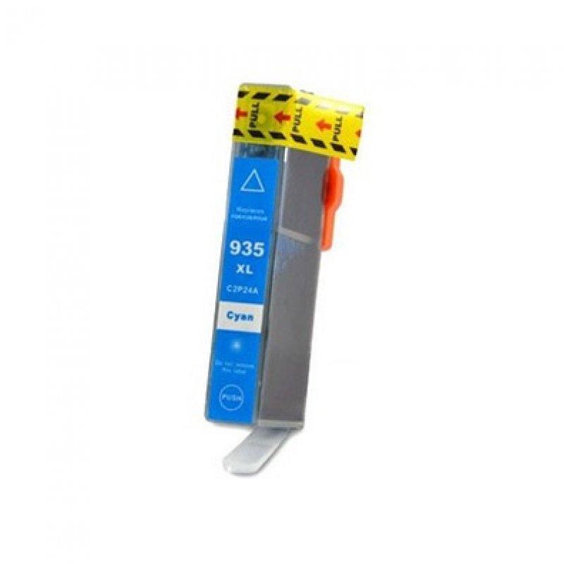 Inkpro HP N935XL Cartucho de Tinta Compatible Cian